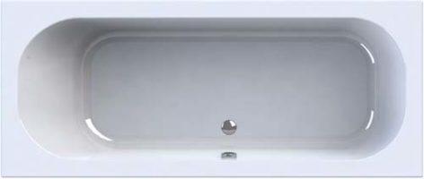 De kamer van badhandel ligbad wavedesign amarante wisa 190x80 - Ligbad in het midden van de kamer ...