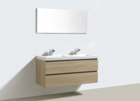 De kamer van badhandel badmeubel trend senza antraciet 100cm - Kleur wc trend ...